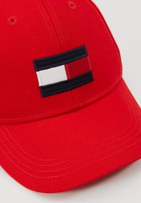 Tommy Hilfiger - BIG FLAG - Casquette - red