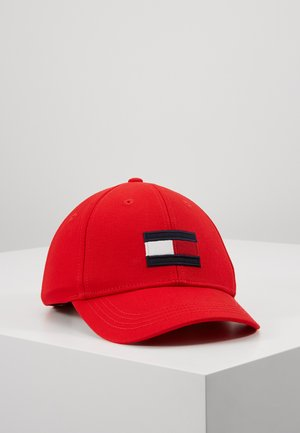 BIG FLAG - Cap - red