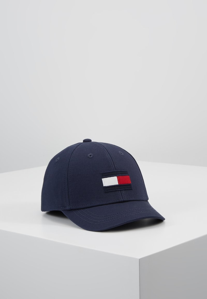 Tommy Hilfiger - BIG FLAG - Casquette - blue