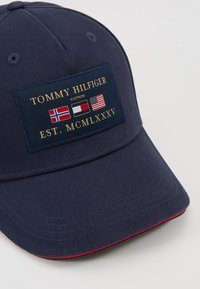 Tommy Hilfiger - CREST - Kšiltovka - blue - 2