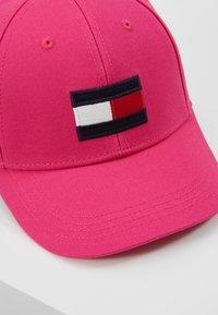 Tommy Hilfiger - BIG FLAG  - Cap - pink - 2
