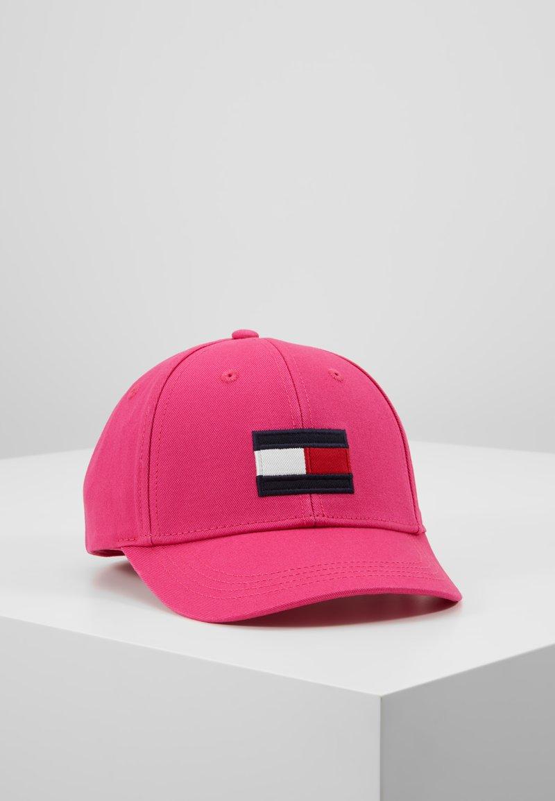 Tommy Hilfiger - BIG FLAG  - Cap - pink