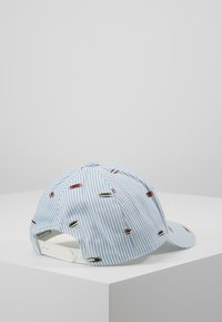 Tommy Hilfiger - EMBROIDERED FLAGS BB CAP - Kšiltovka - blue - 3