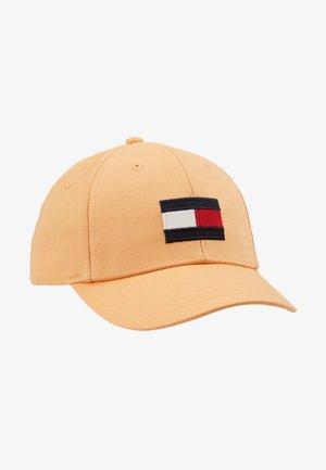 BIG FLAG CAP - Cap - orange