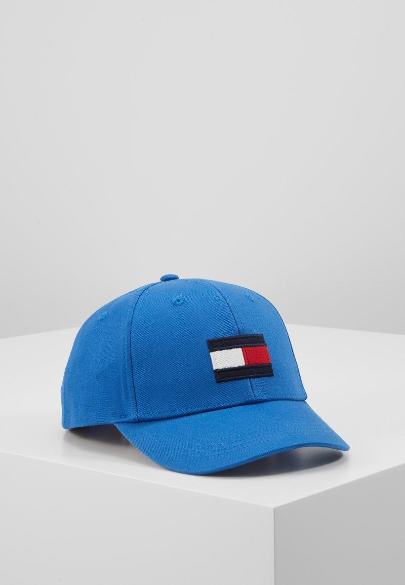Tommy Hilfiger - BIG FLAG CAP - Casquette - blue
