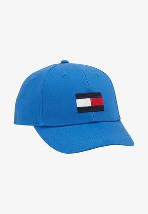 BIG FLAG CAP - Casquette - blue