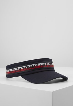 CORPORATE LOGO TAPE VISOR - Lippalakki - blue