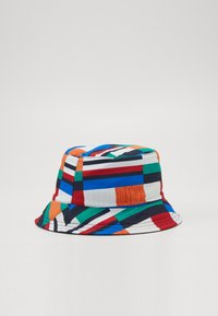 Tommy Hilfiger - FLAG PRINT BUCKET - Cappello - blue - 3