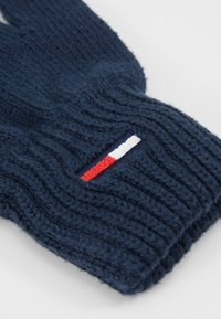 Tommy Jeans - BASIC FLAG GLOVES - Rukavice - blue - 3