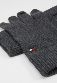 Tommy Hilfiger - GLOVES - Guantes - grey - 3