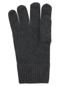 Tommy Hilfiger - GLOVES - Guantes - grey - 2