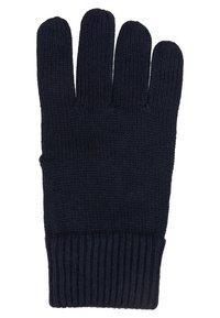 Tommy Hilfiger - GLOVES - Rękawiczki pięciopalcowe - blue - 1