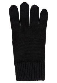 Tommy Hilfiger - GLOVES - Fingerhandschuh - black - 1