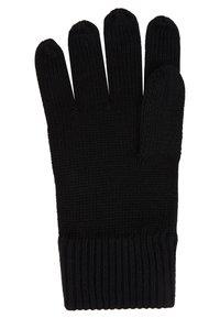 Tommy Hilfiger - GLOVES - Handschoenen - black - 2