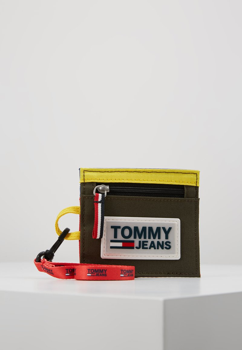 Tommy Jeans - URBAN VARSITY HOLDER - Portefeuille - multi-coloured