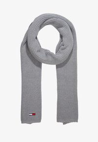Tommy Jeans - BASIC FLAG SCARF - Sjaal - grey - 2