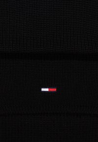 Tommy Jeans - BASIC FLAG SCARF - Sjal - black - 2