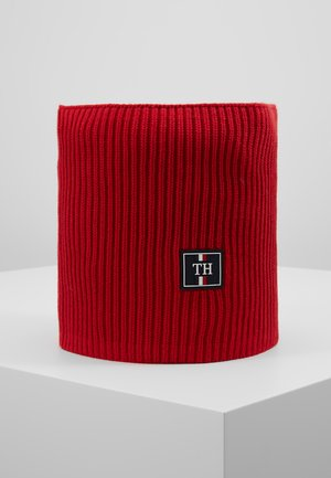 PATCH NECKWARMER - Scaldacollo - red