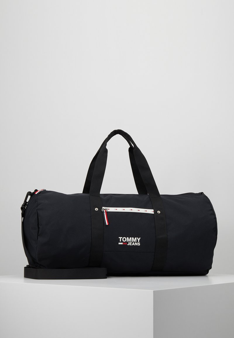 Tommy Jeans - COOL CITY DUFFLE - Torba weekendowa - black