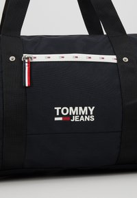 Tommy Jeans - COOL CITY DUFFLE - Torba weekendowa - black - 7