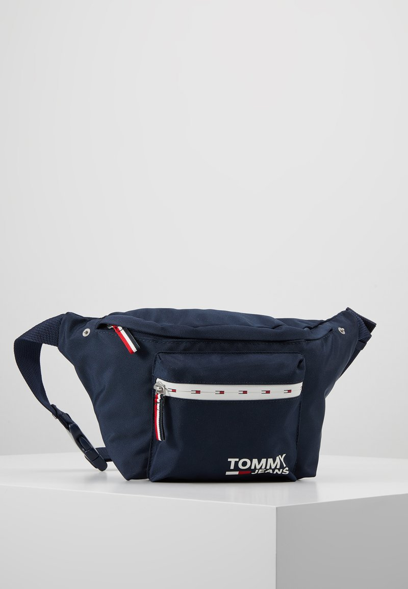 Tommy Jeans - COOL CITY BUMBAG - Bältesväska - blue