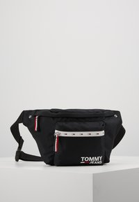 Tommy Jeans - COOL CITY BUMBAG - Riñonera - black - 0