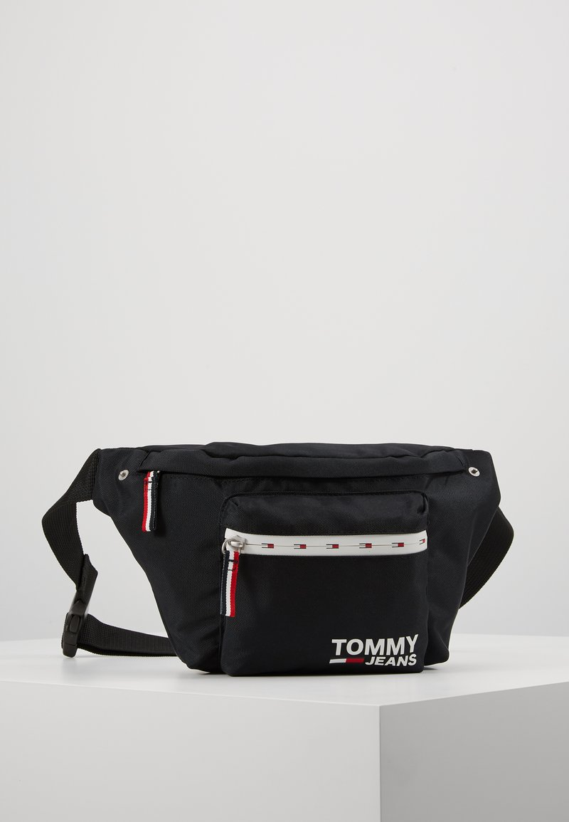 Tommy Jeans - COOL CITY BUMBAG - Riñonera - black