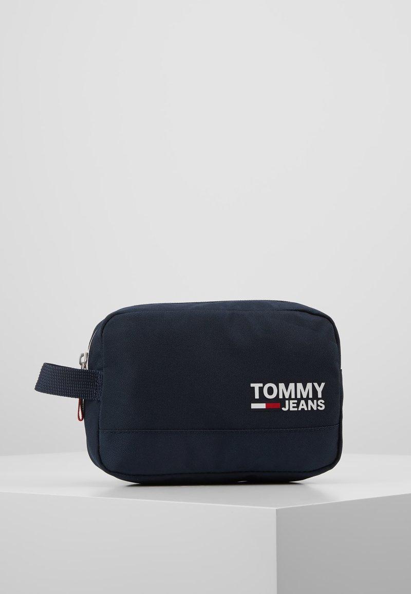 Tommy Jeans - COOL CITY WASHBAG - Wash bag - blue