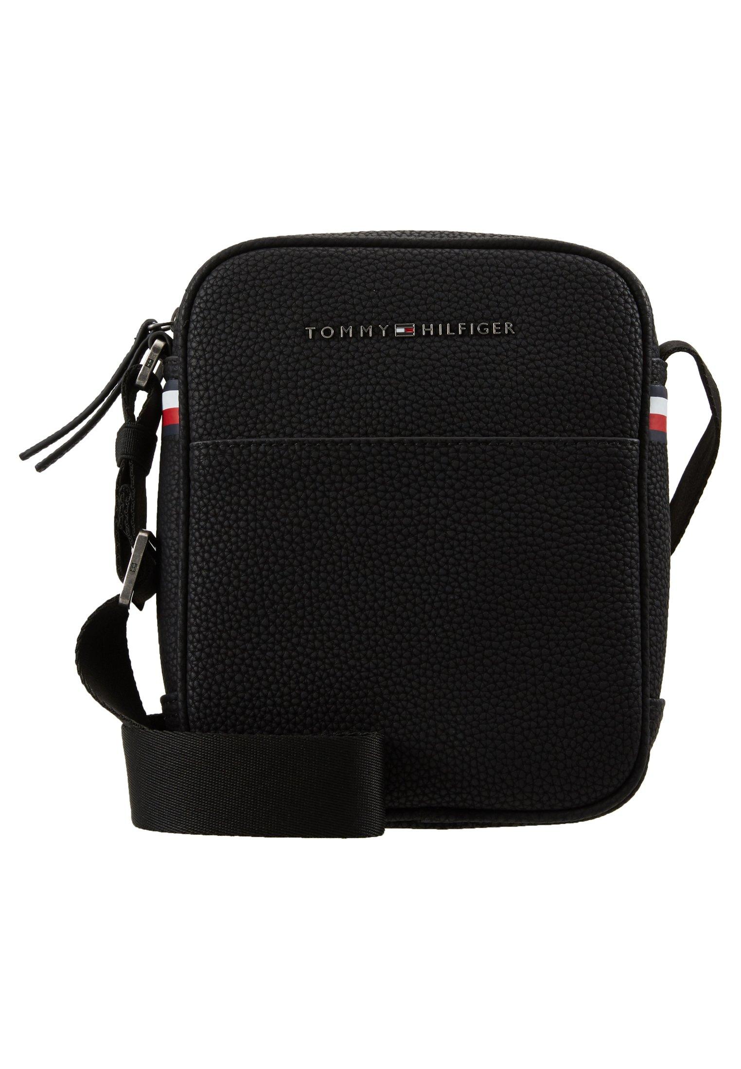 Tommy Hilfiger Essential Mini Reporter - Umhängetasche Black I9FZNmlj IL
