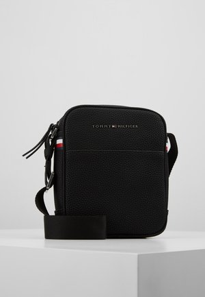 ESSENTIAL MINI REPORTER - Across body bag - black
