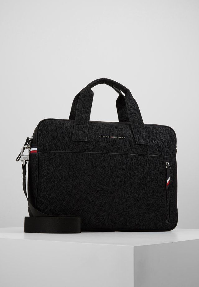 ESSENTIAL COMPUTER BAG - Attachetasker - black