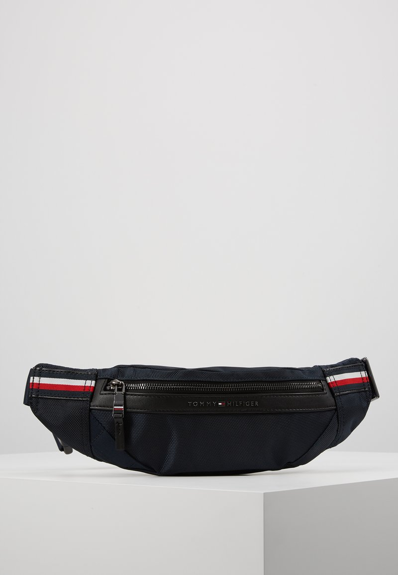 Tommy Hilfiger - ELEVATED NYLON  - Skuldertasker - blue