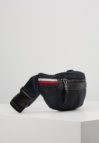Tommy Hilfiger - ELEVATED NYLON  - Skulderveske - blue - 3