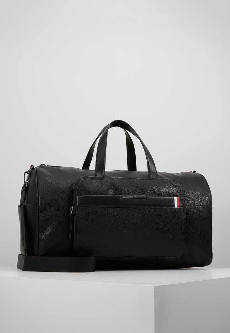 Tommy Hilfiger - DOWNTOWN DUFFLE - Weekend bag - black