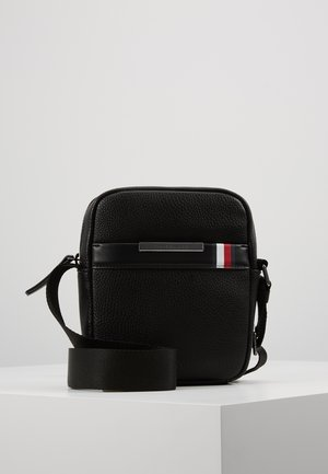 DOWNTOWN MINI REPORTER - Bandolera - black