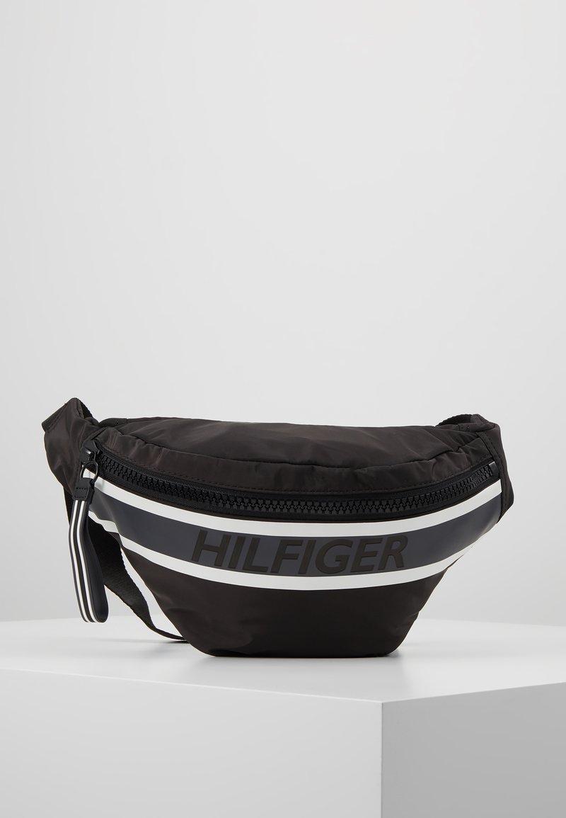 Tommy Hilfiger - CROSSBODY - Bum bag - black