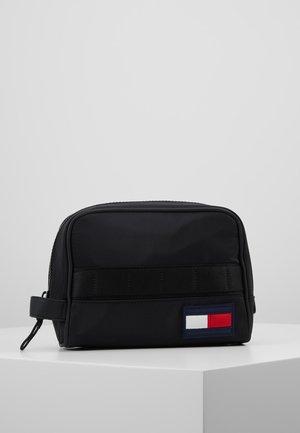 TOMMY WASHBAG - Wash bag - black