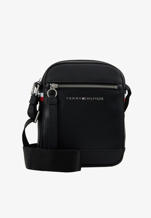 MINI REPORTER - Bandolera - black