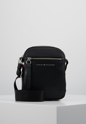 MINI REPORTER - Across body bag - black