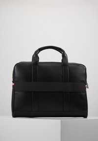 Tommy Hilfiger - COMPUTER BAG - Taška na laptop - black - 2