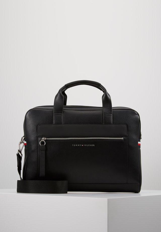 COMPUTER BAG - Laptop bag - black