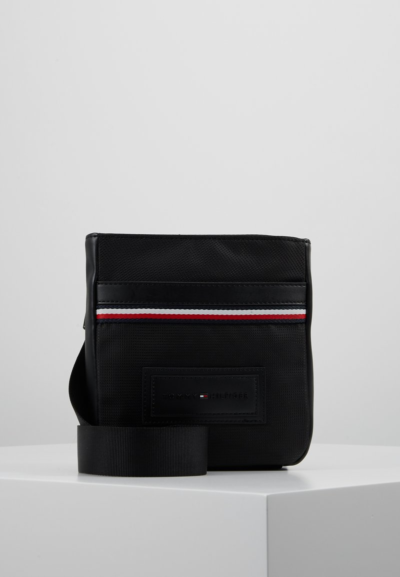 Tommy Hilfiger - MODERN MINI CROSSOVER - Across body bag - black