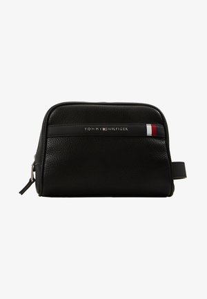 DOWNTOWN WASHBAG - Kosmetická taška - black