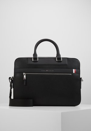 DOWNTOWN COMPUTER BAG - Aktetas - black