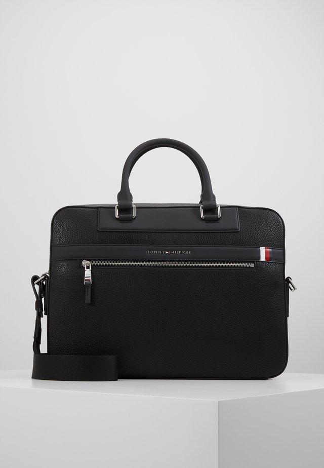 DOWNTOWN COMPUTER BAG - Portafolios - black