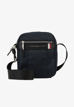 ELEVATED NYLON MINI REPORTER - Umhängetasche - blue