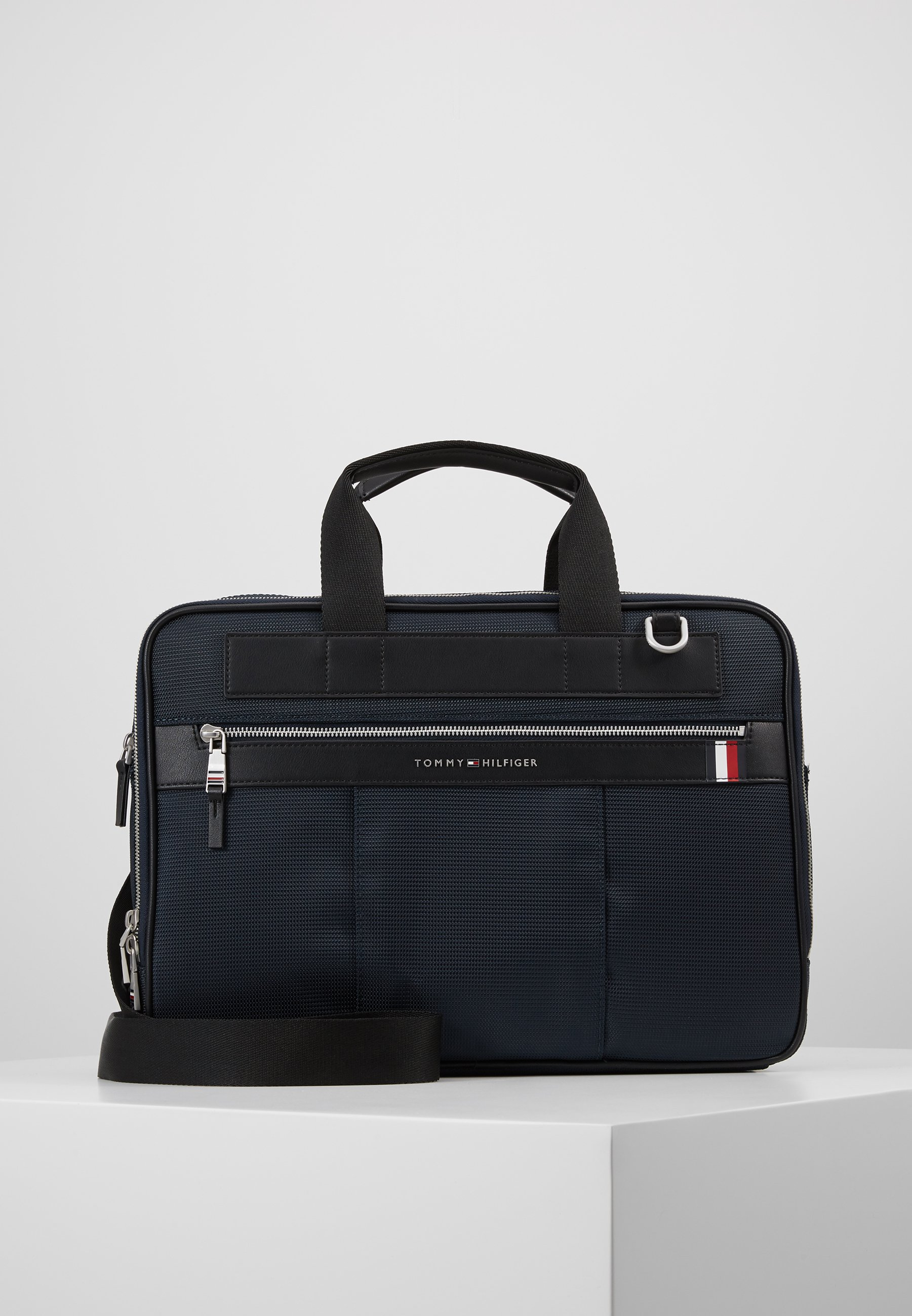 Tommy Hilfiger Elevated Workbag - Aktówka Blue