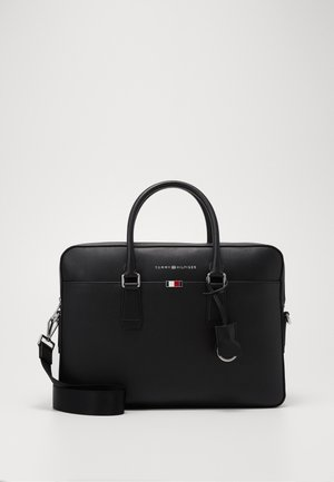 BUSINESS SLIM BAG - Briefcase - black