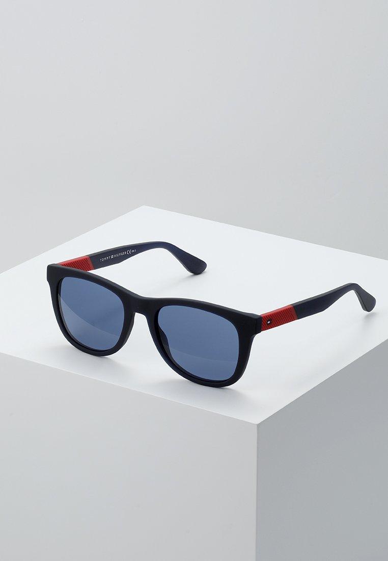 Tommy Hilfiger - Solglasögon - matt blue