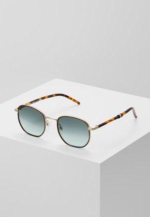 Sonnenbrille - gold